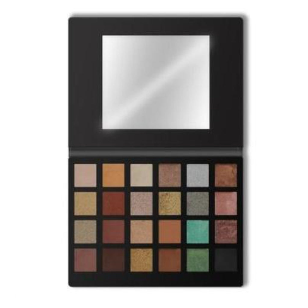 Kokie Cosmetics Black Pro Collection Palette