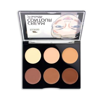Kokie Cosmetics Cream Contour Palette