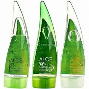HOLIKA HOLIKA Jeju Aloe Face And Bodycare Set.
