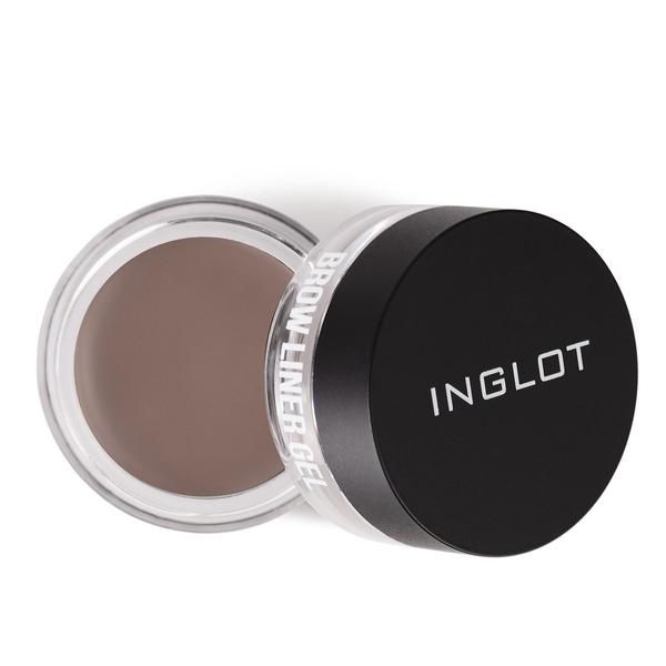 INGLOT X MAURA BAD ASS BROW LINER GEL