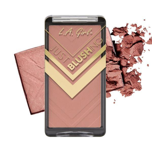L.A. Girl Cosmetics Just Blushing