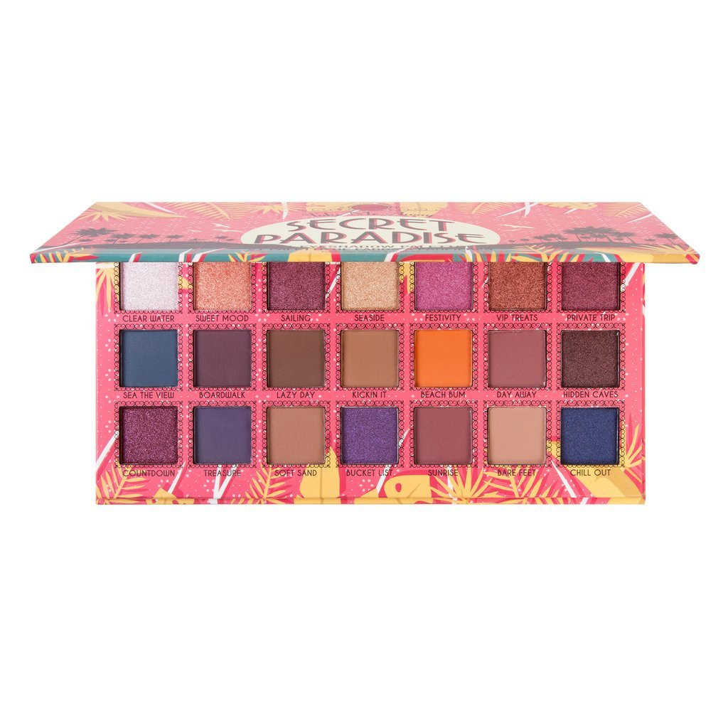 JCat Take Me Away Palette