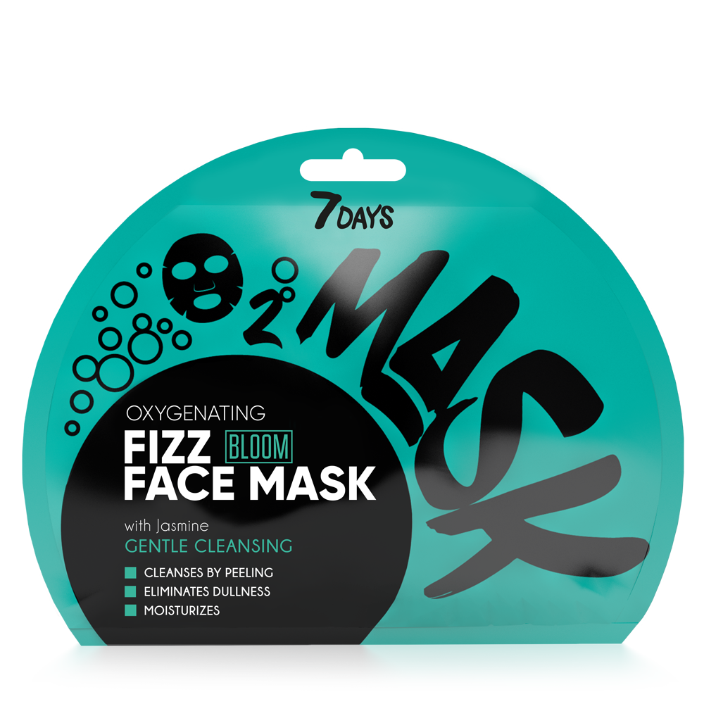 7DAYS Bloom Face Mask Gentle Cleansing