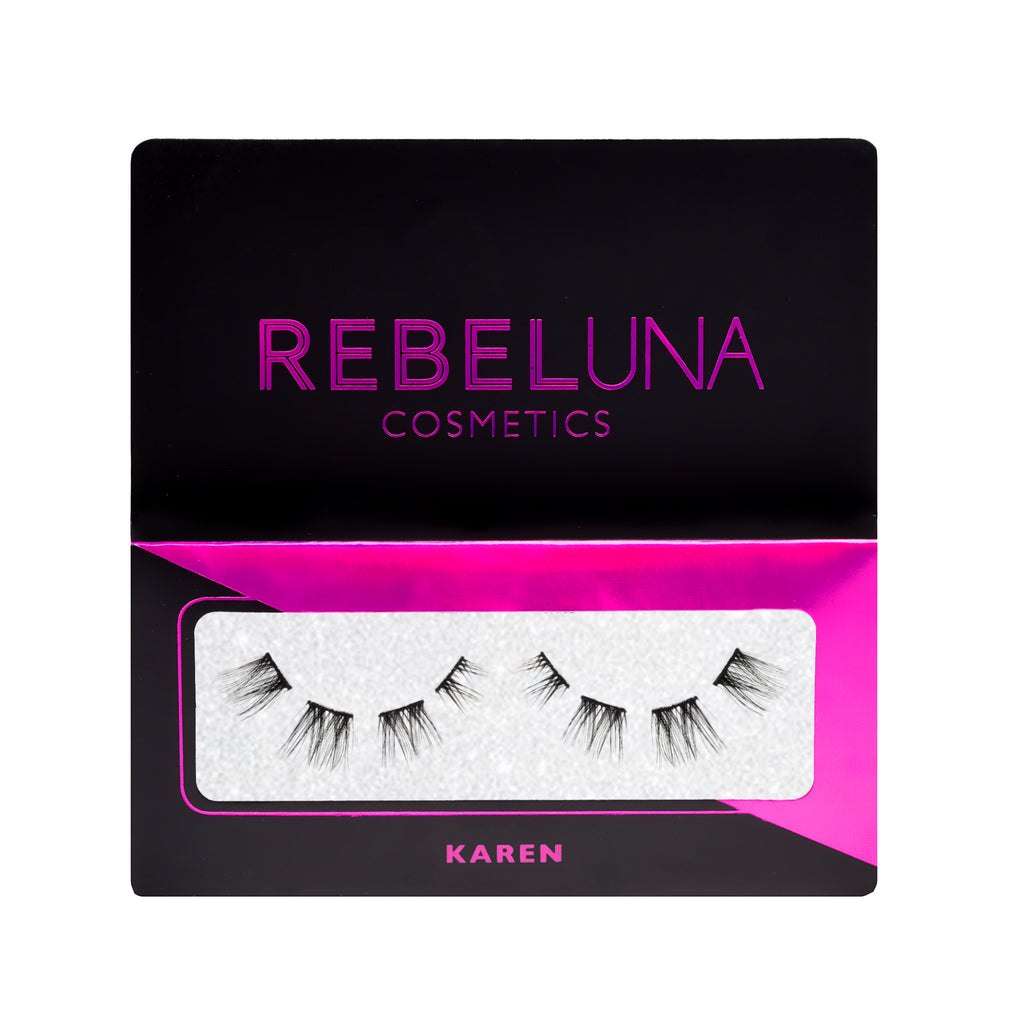 Rebeluna Luxury Cluster Lashes Style Karen