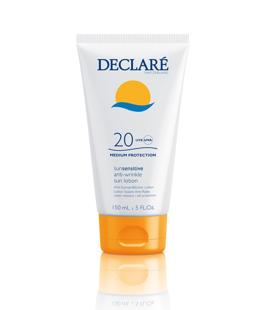 Declaré Skincare Sun Sensitive SPF 20 150ml
