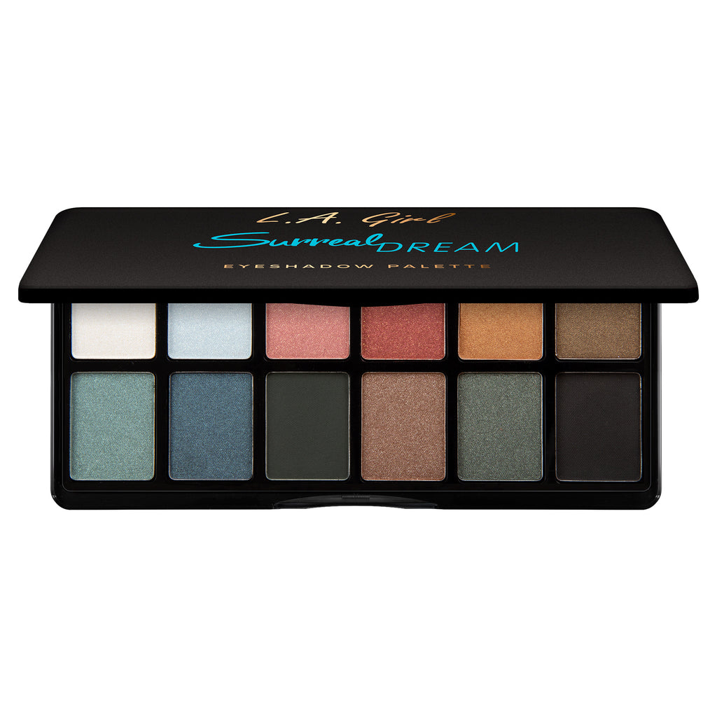 L.A. Girl Cosmetics Fanatic Eyeshadow Palette