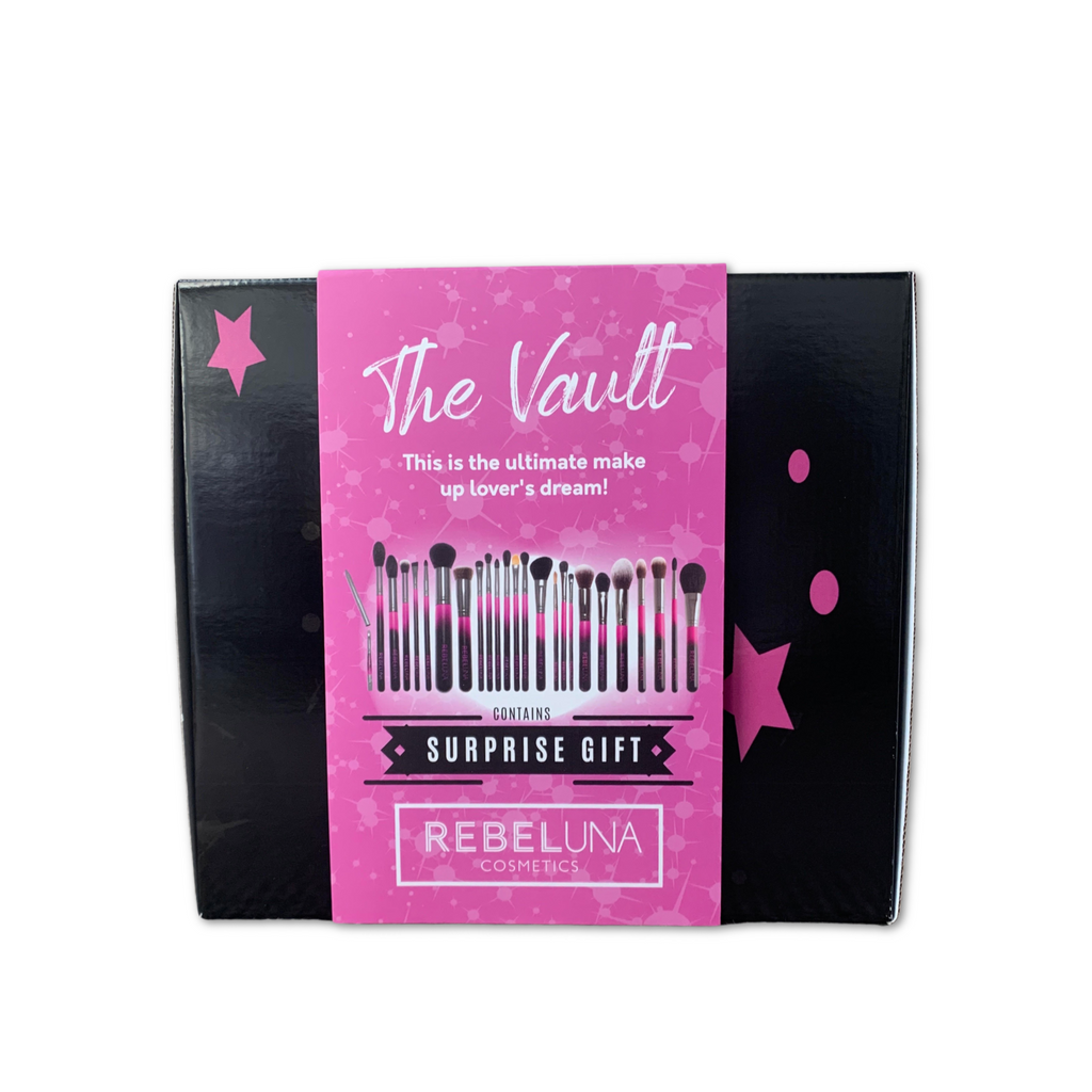 Rebeluna Cosmetics The Vault