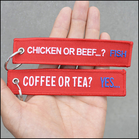 Chicken Beef / Coffee Tea