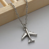 Airplane charm or pendant