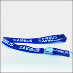 Aircraft seatbelt buckle lanyard Airbus Boeing
