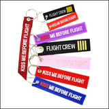 Set of 8 crew tags