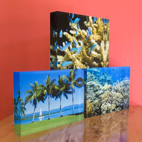 Acrylic Block / Ice Mount Prints