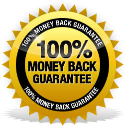 100% Money Back Guarntee