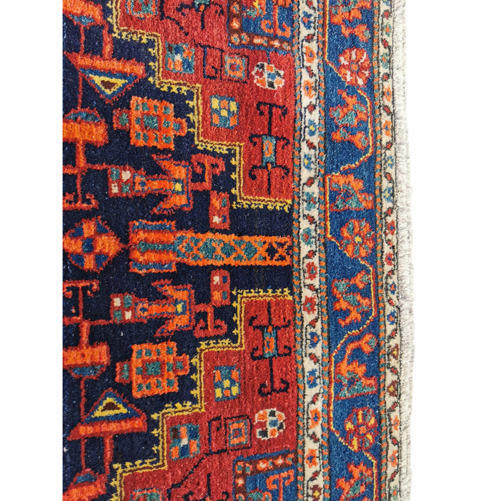 old Persian Malayer 193 X 124 cm (OPM632)
