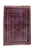 170 x 122 cm Fine Old nomadic baluch (ON0461)