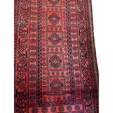 Old Fine Persian Baluch 242 X 127cm (FPB5630)