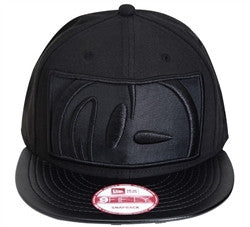 Yums x New Era 'Ballistic Hunger' Snapback - Black