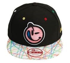 Yums X New Era 'Scribbles' Snapback - Black / Multi