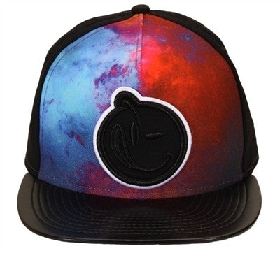 Yums x New Era 'Star Lightricity' Snapback - Black / Blue / Red