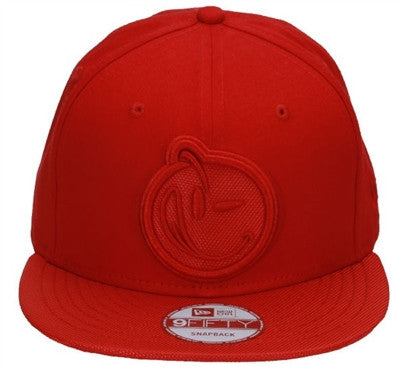 Yums X New Era 9 Fifty 'Classic Nylon' Snapback -  Triple Red