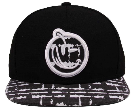 9f8d071dff962 Yums Classic Tie Dye Snapback - Black   White – YUMS UK