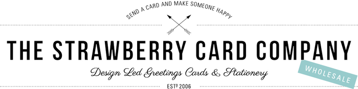 The Strawberry Card Co Wholesale