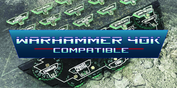 Compatible with Warhammer 40,000
