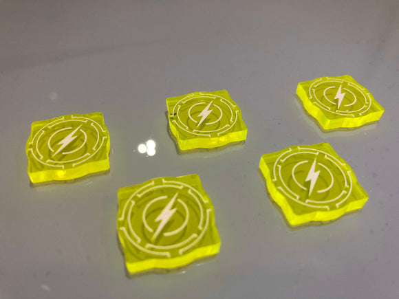 X Wing 2.0 Charge Tokens
