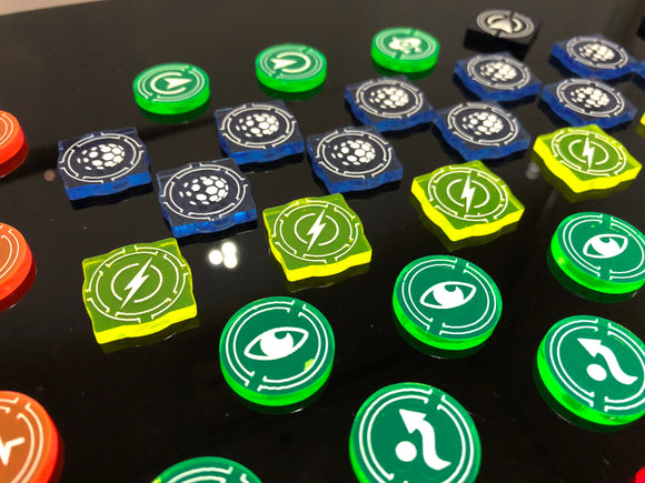 X Wing 2.0 Compatible Token Set