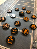 Kill Team Commander token Set