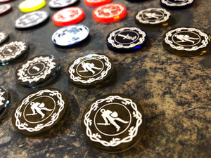 A Song of Ice and Fire Tokens