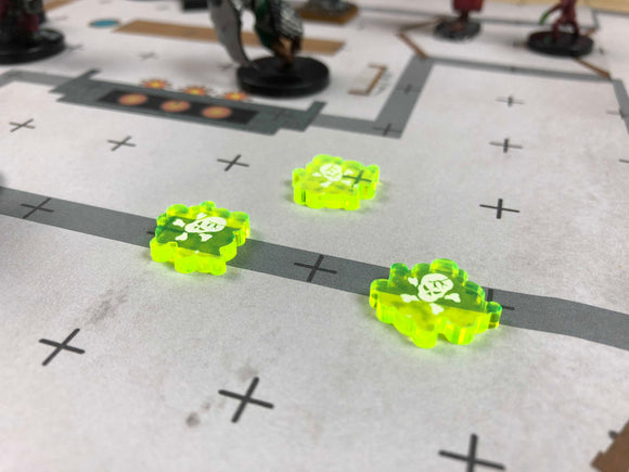 Poisoned Tokens