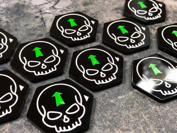 Apocalypse 40K Advance Order tokens