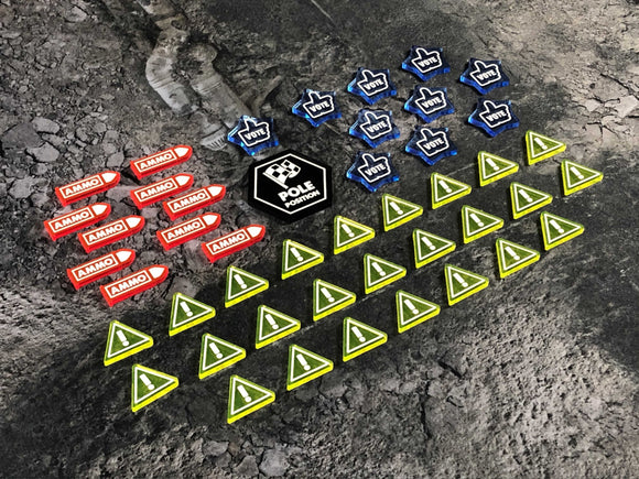 Gaslands Compatible Tokens and Templates