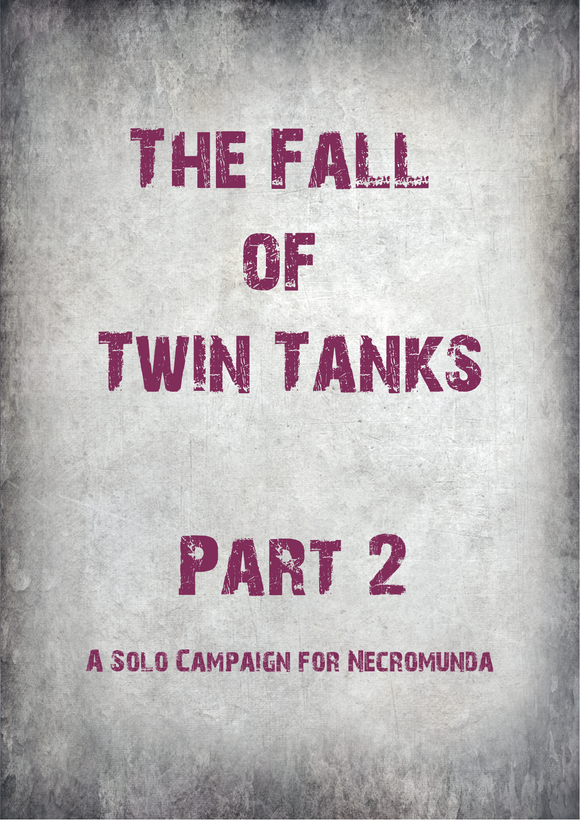 The Fall of Twin Tanks Part 2