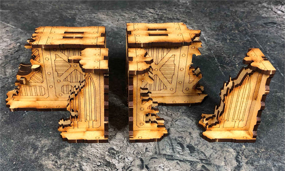 Necromunda Compatible Terrain from Art of War Studios