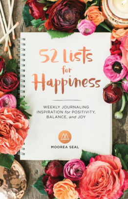52 Lists of Happiness