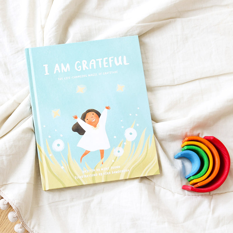 I am Grateful Book