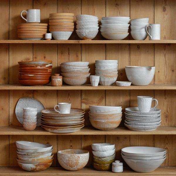Rustic Stoneware Collection