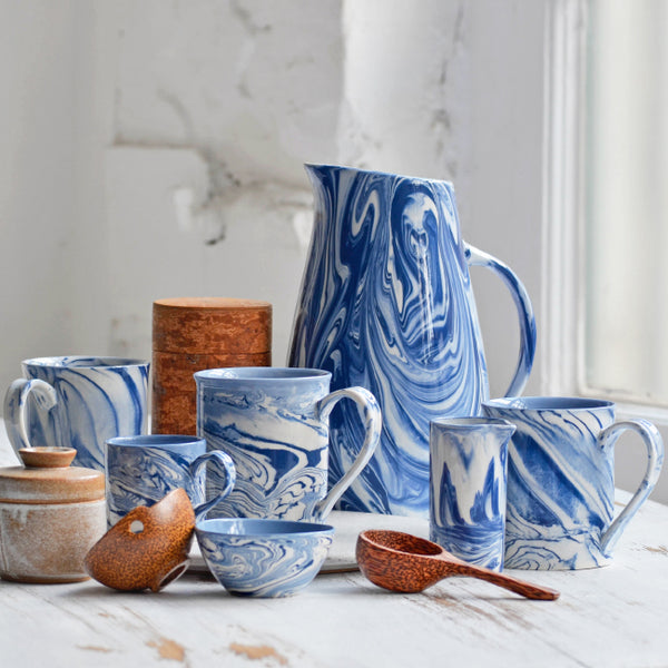 Marbled Ceramic Collection