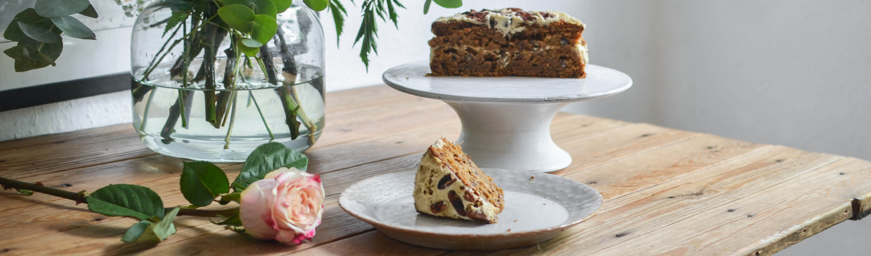 Hummingbird Cake Recipe Header