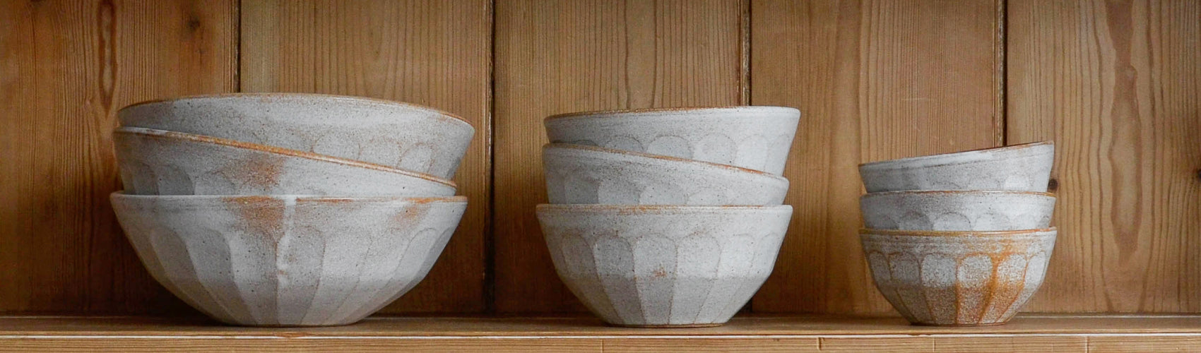 Nom Living Stoneware Facet Collection