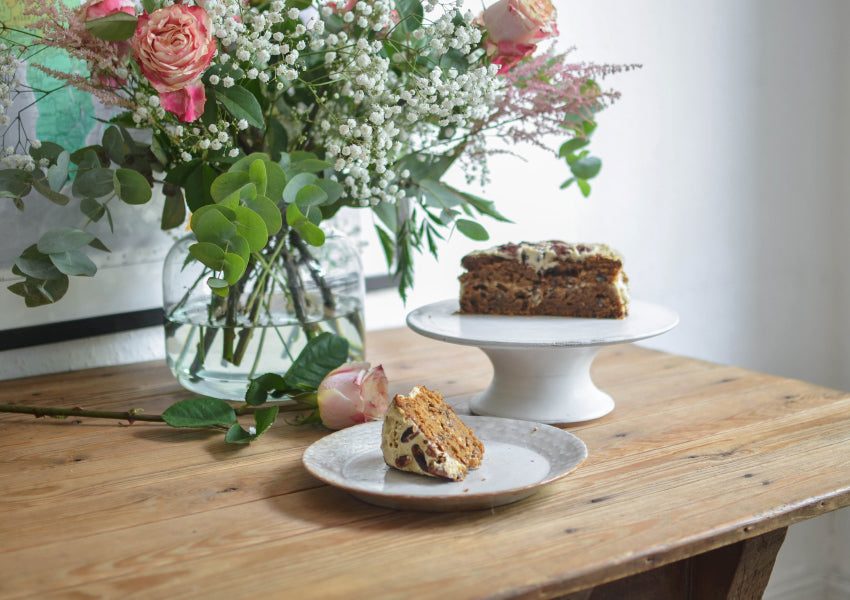 Hummingbird Cake Recipe Intro Image