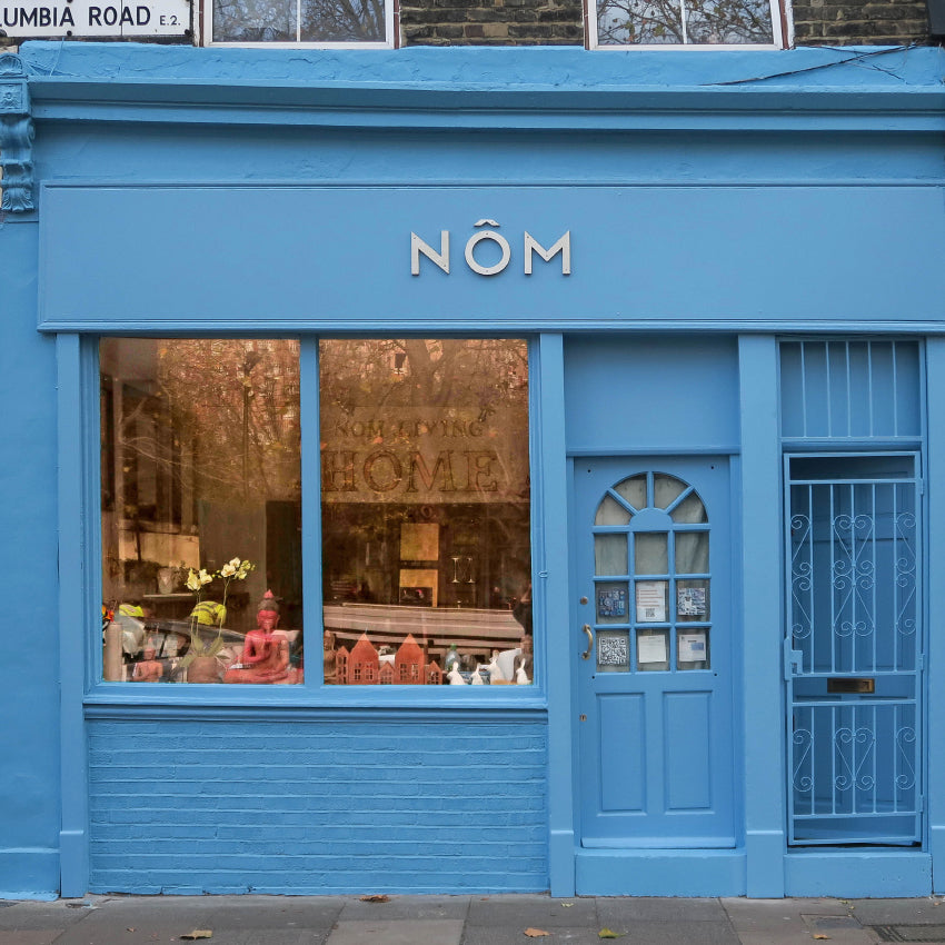 Nom Living 102 Columbia Road London Shop Flower Market