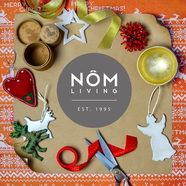 Nom Living Gift Voucher, Gift Card, Christmas, Birthday, Mother's Day