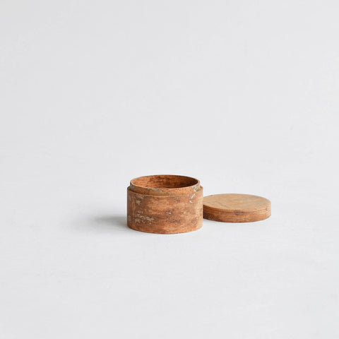Cinnamon Canister, Small Round