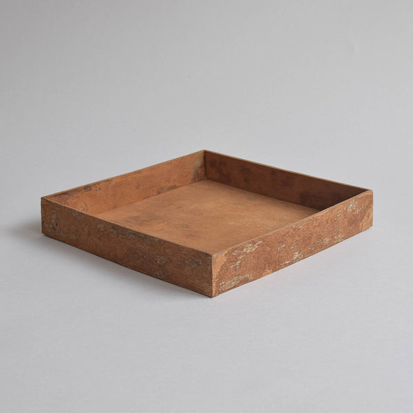 Cinnamon Square Tray, Small - Nom Living