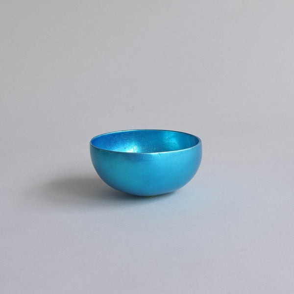 Coco Bowl, Turquoise In/Out