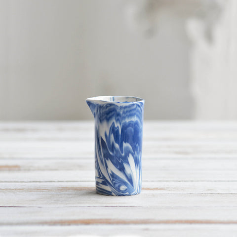 Small Jug, Blue & White