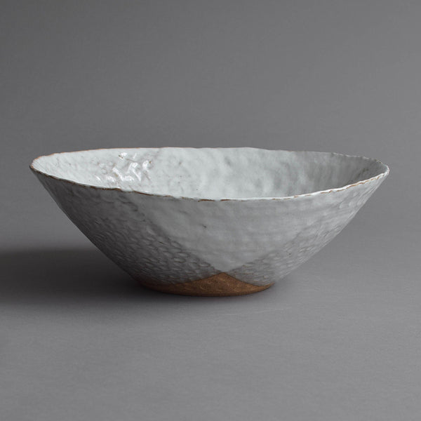 Hand Moulded Serving Bowl, Large - Nom Living